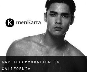 Gay Accommodation in California