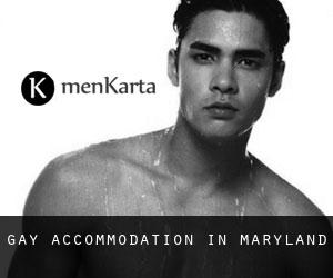 Gay Accommodation in Maryland