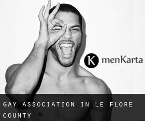 Gay Association in Le Flore County