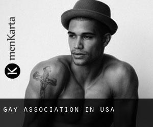 Gay Association in USA