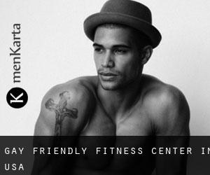 Gay Friendly Fitness Center in USA