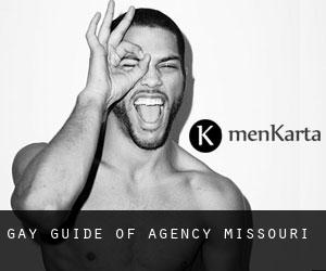 Gay Guide of Agency (Missouri)