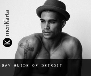 Gay Guide of Detroit