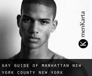 Gay Guide of Manhattan (New York County, New York)