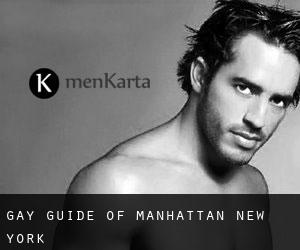 Gay Guide of Manhattan (New York)