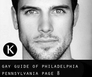 Gay Guide of Philadelphia (Pennsylvania) - page 8