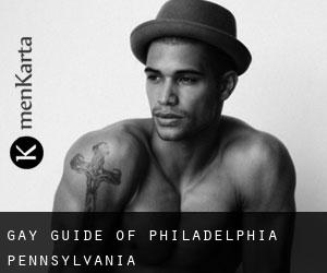 Gay Guide of Philadelphia (Pennsylvania)
