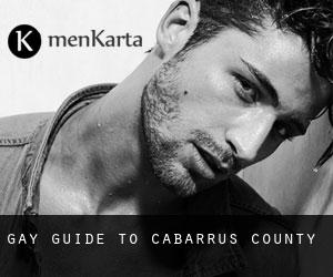 Gay Guide to Cabarrus County