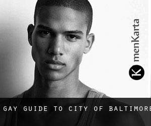 Gay Guide to City of Baltimore