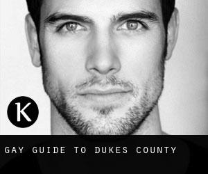 Gay Guide to Dukes County