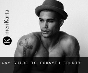Gay Guide to Forsyth County