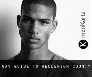 Gay Guide to Henderson County