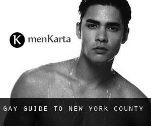 gay guide to New York County