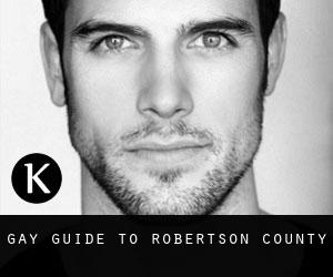 Gay Guide to Robertson County