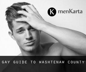 Gay Guide to Washtenaw County