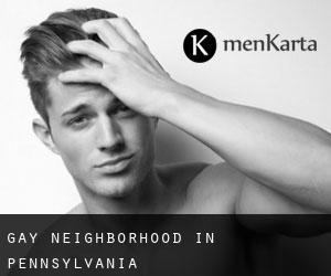 Gay Neighborhood in Pennsylvania