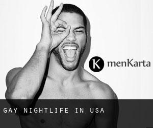 Gay Nightlife in USA